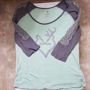 Women's browning shirt